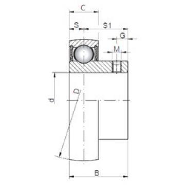 Rolamentos SB211 CX