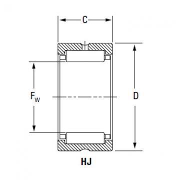 Bearing HJ-8811248